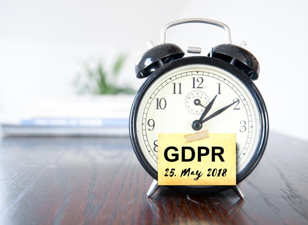 GDPR RGPD mise en conformité dès le 25 mai 2018